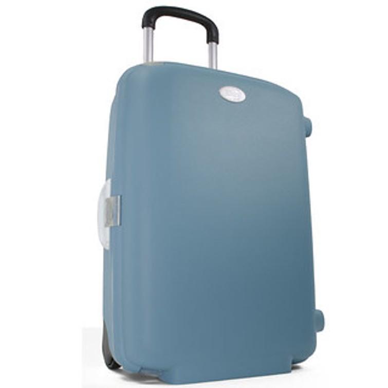 koffer met 4 zwenkwielen
