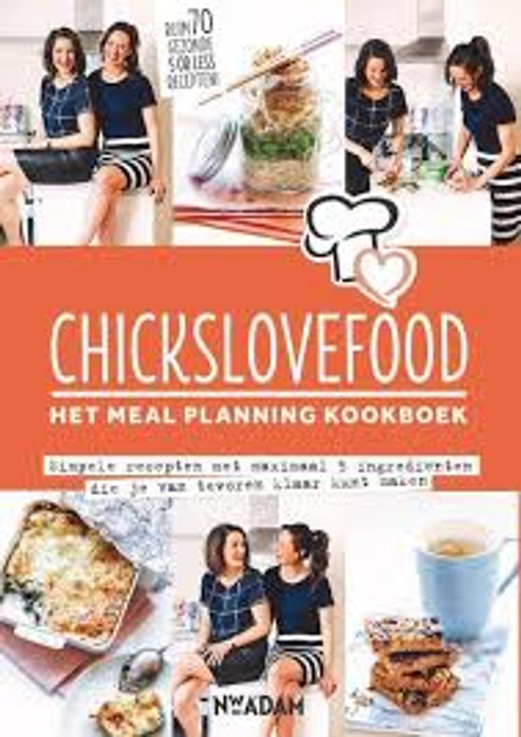 Chickslovesfood het mealplanning kookboek