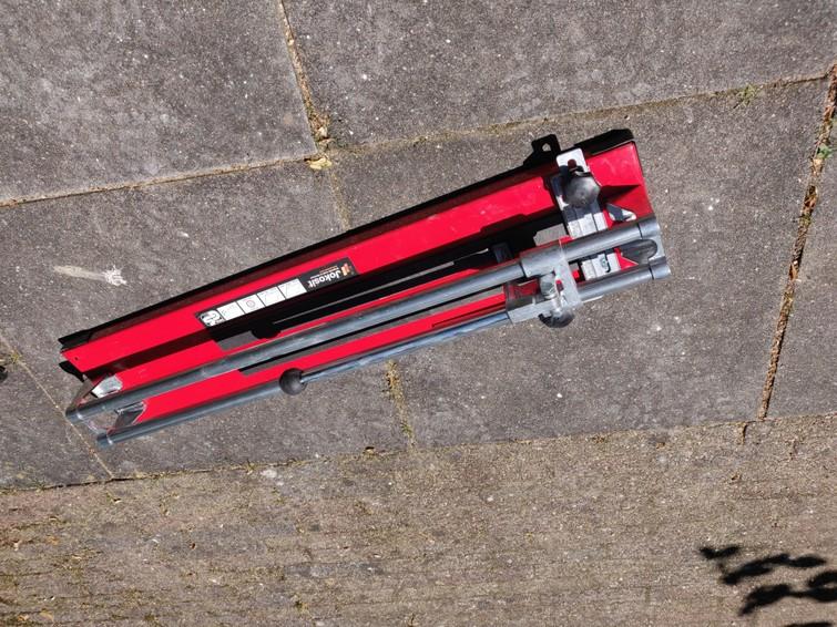 Tegelsnijder 600mm