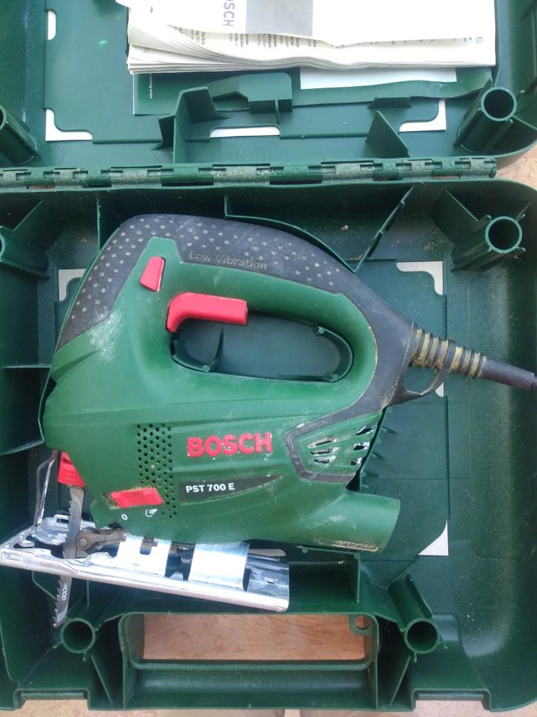 Coupeerzaag Bosch 500W
