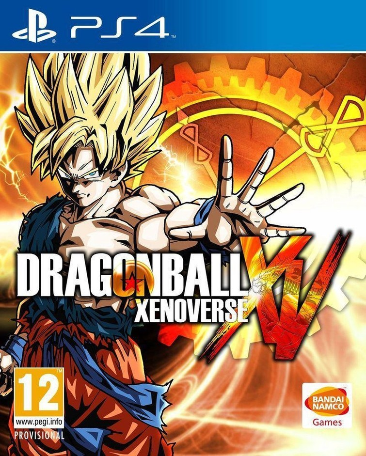 Dragonball Xenoverse ps4