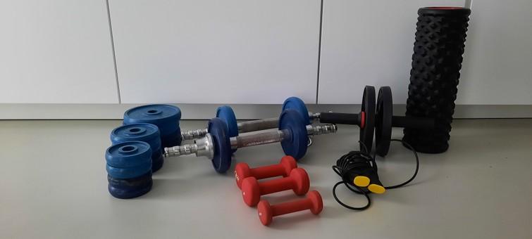 Fitness benodigdheden
