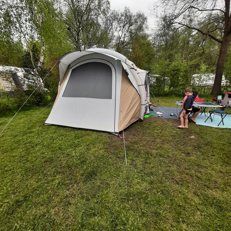Te huur opblaasbare tent 6 personen air seconds 63