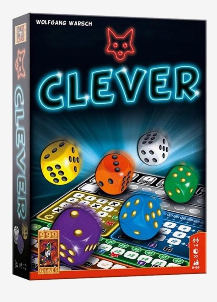 Gezelschapsspel Clever
