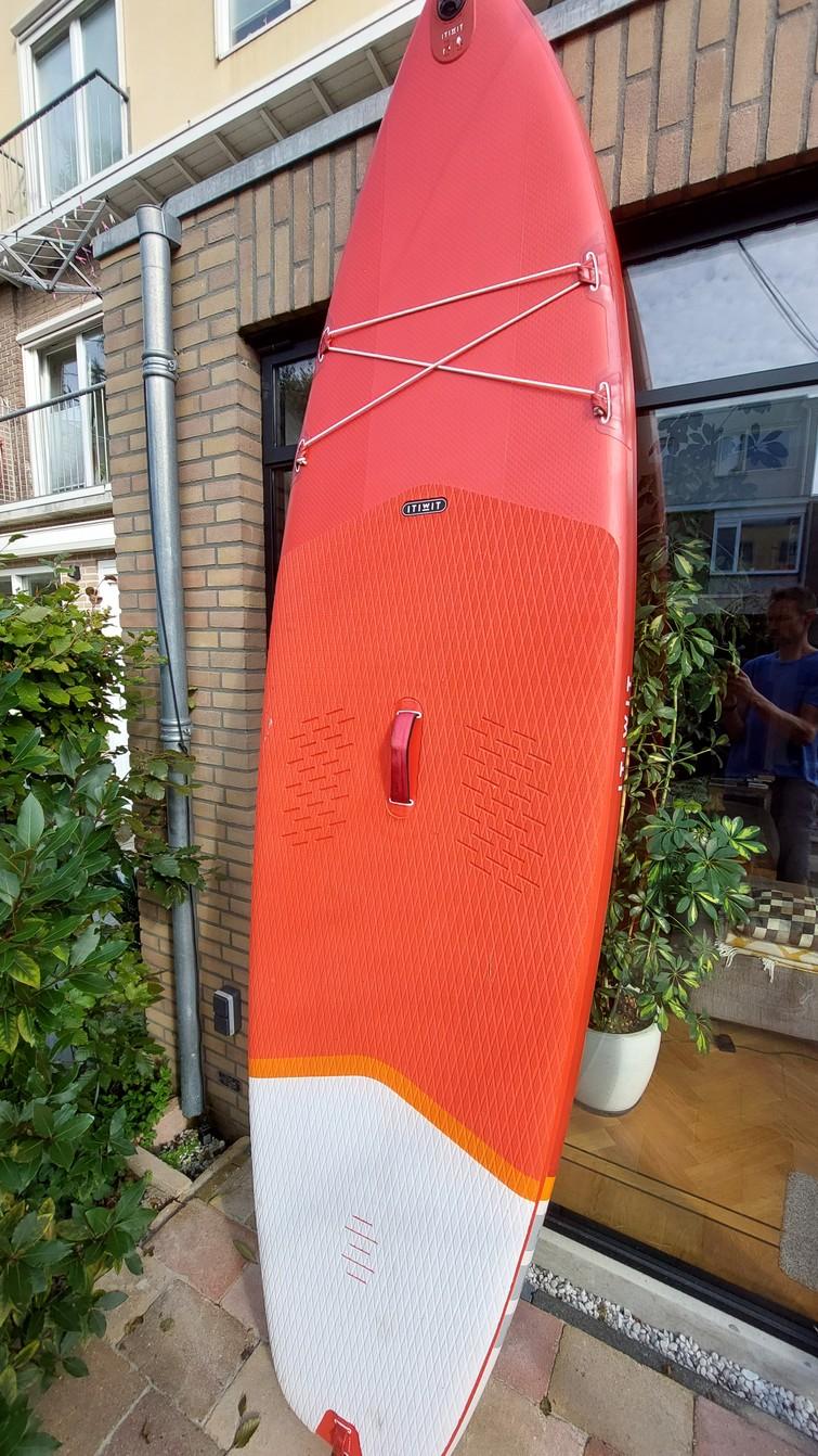 SUP plank