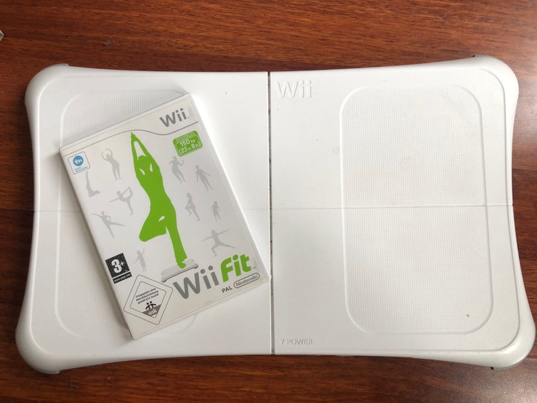 Nintendo Wii Fit Game met Balance Board