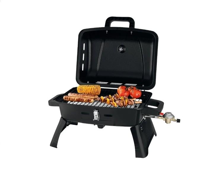 Gas-tafelbarbecue