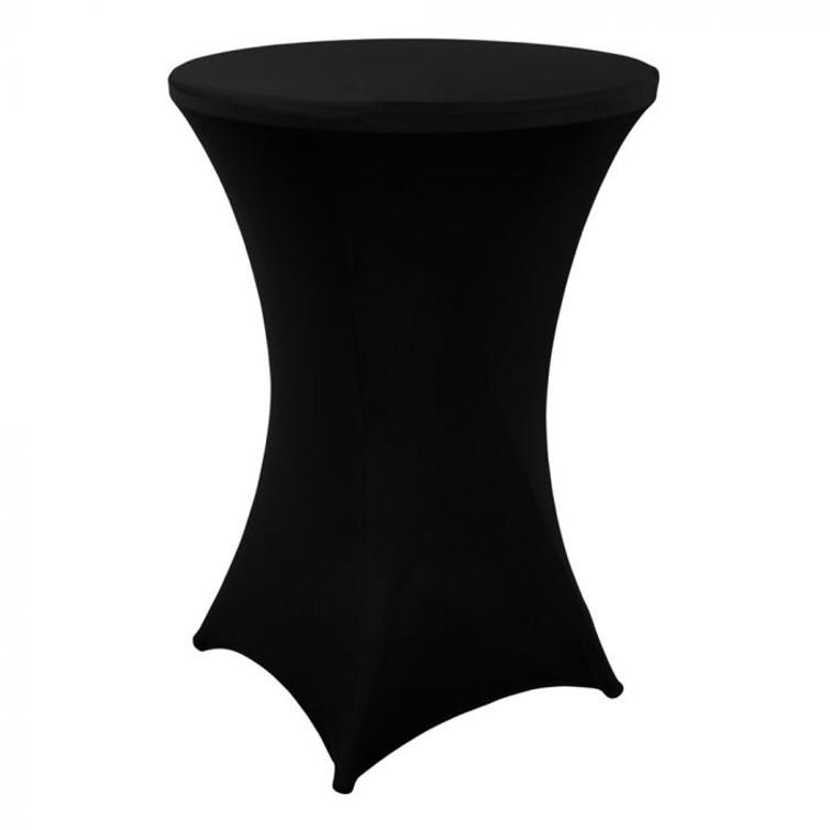 Zwarte rok voor statafel