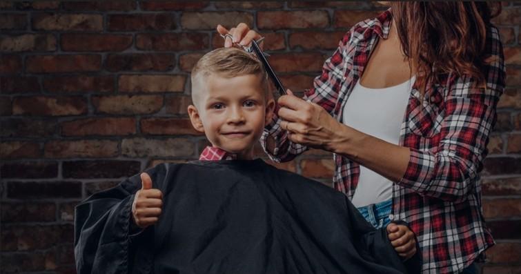 Formidable kappers leiden Kinderen knippen 12,50