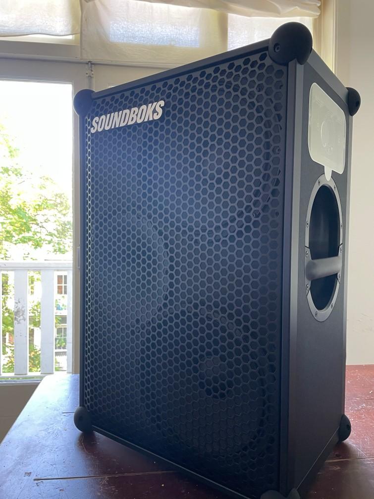 Soundboks 3 - 126 db
