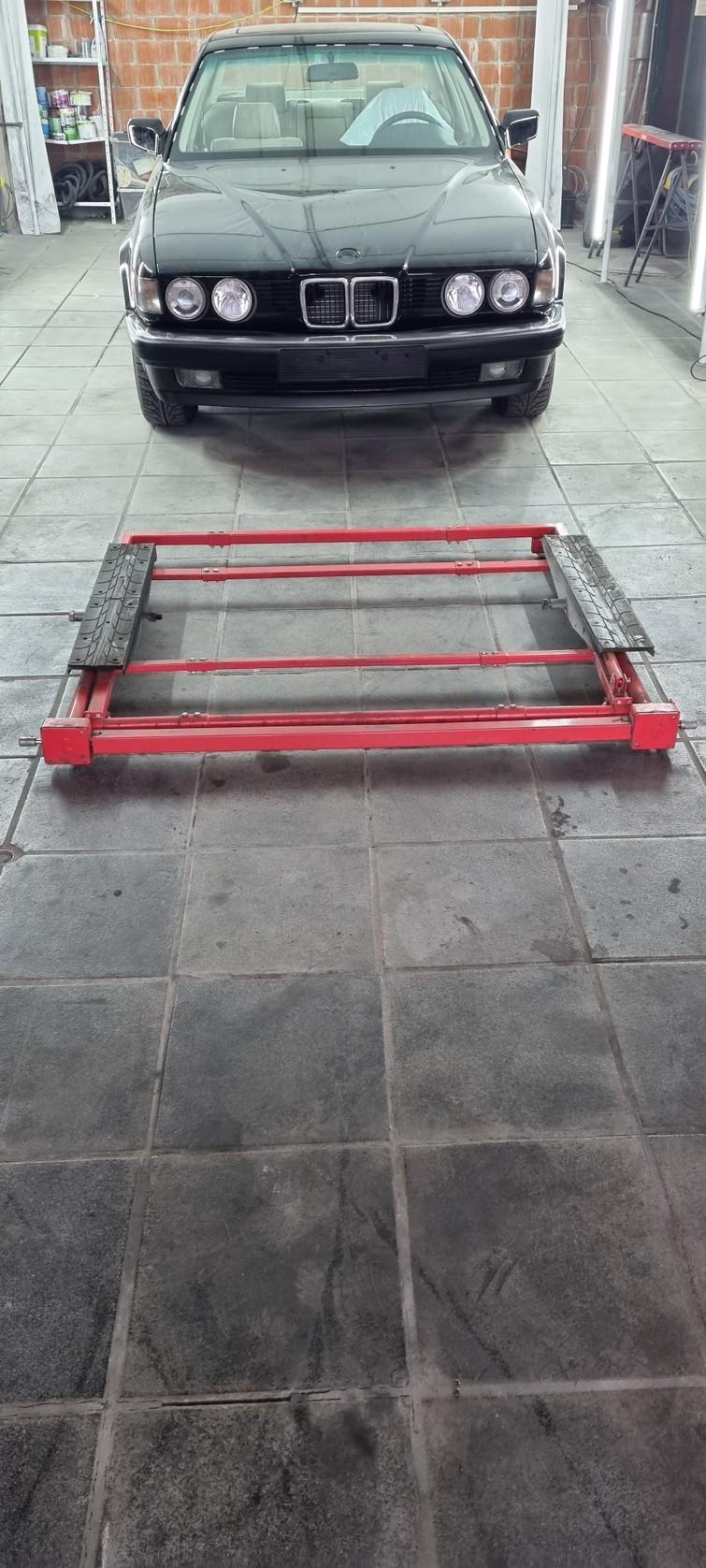 Manuele auto brug