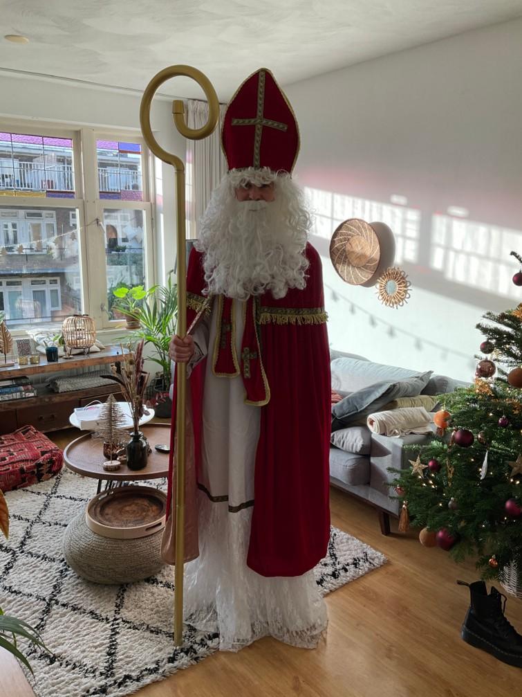 Sinterklaas pak kostuum