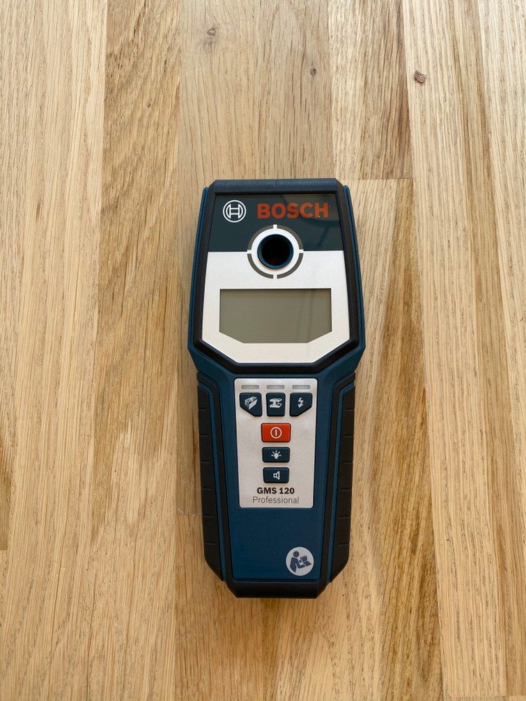Leiding / metaal detector Bosch professional
