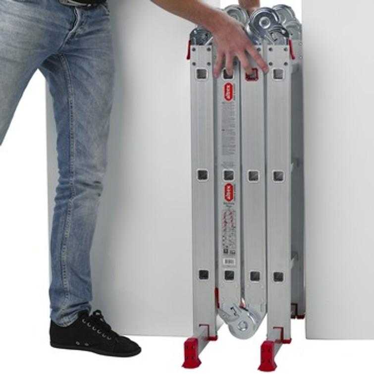 Opvouwbare ladder