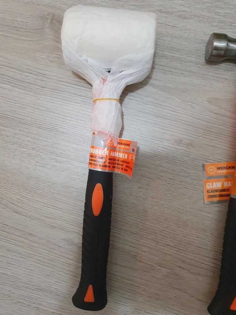 Rubber hammer \ mallet