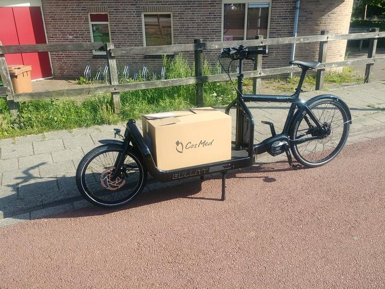 Elektrische cargobike eBullitt STePS Di2
