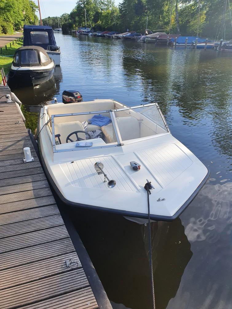 Boot / motorboot / sloep - 105€/3h