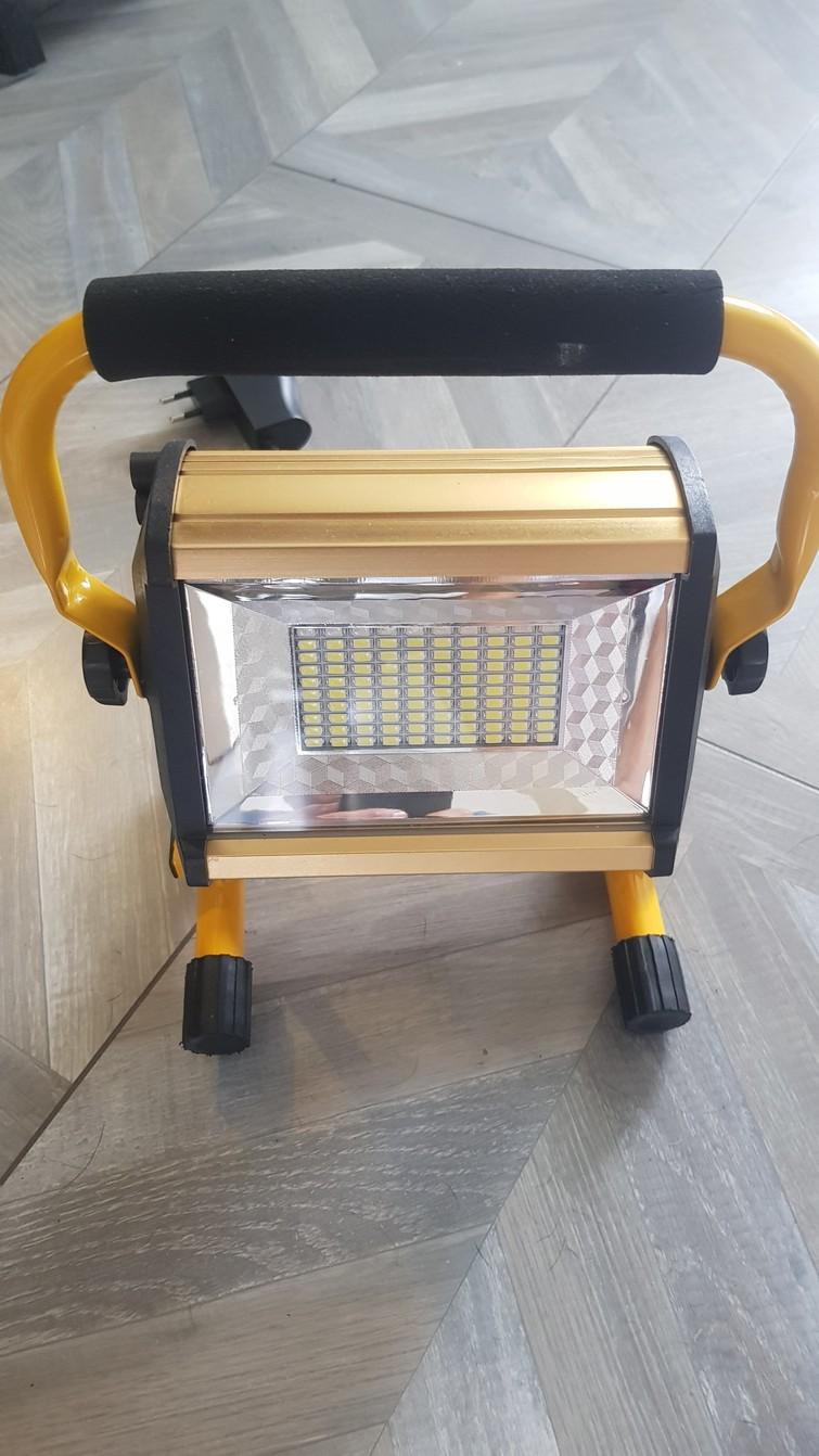 Bouwlamp - 2400 lumen