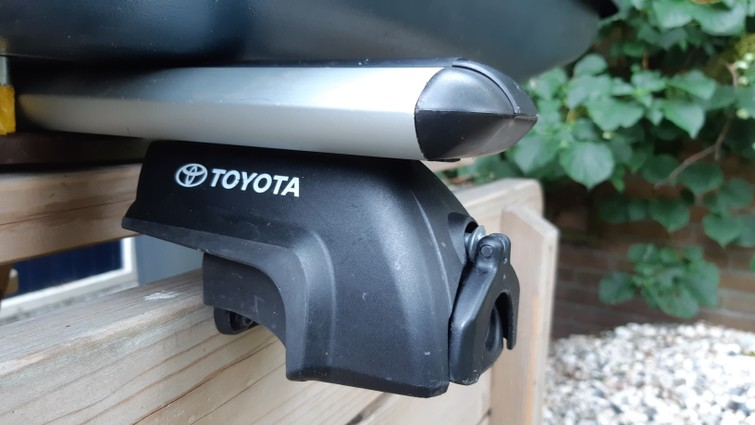 Dakdragers Toyota dakrails