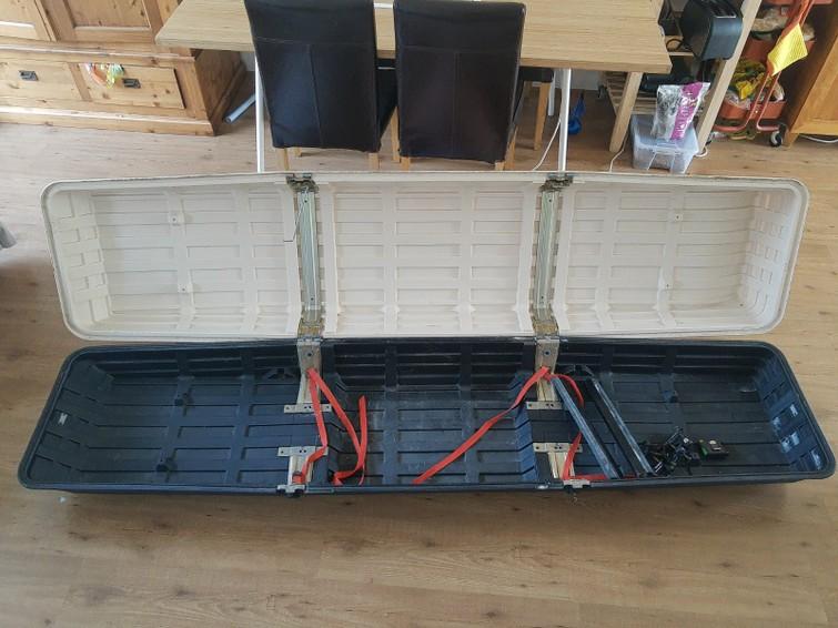 Thule Dakkoffer, skibox