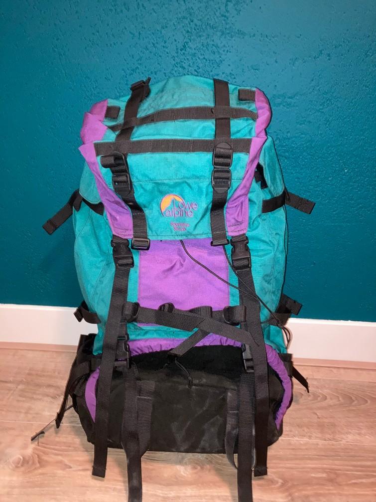 Backpack 100 liter