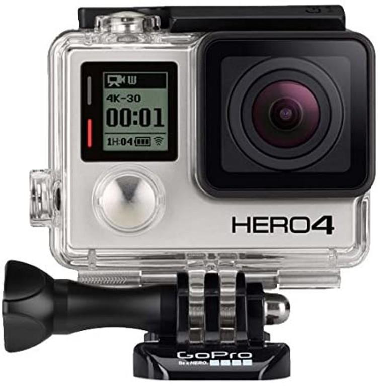 GoPro Hero4 Black + accesoires!