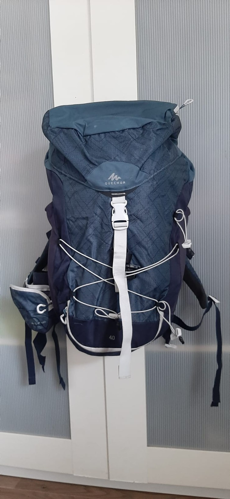 Sexy backpack 40L (handbagage)