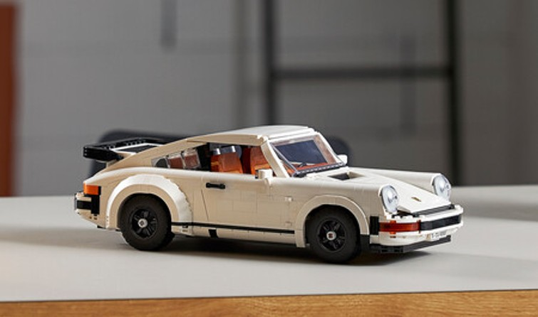 Lego Porsche 911 Turbo/Targa