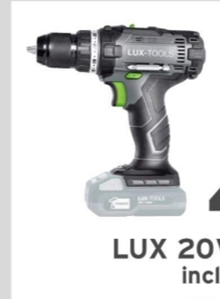 Lux tools accutol