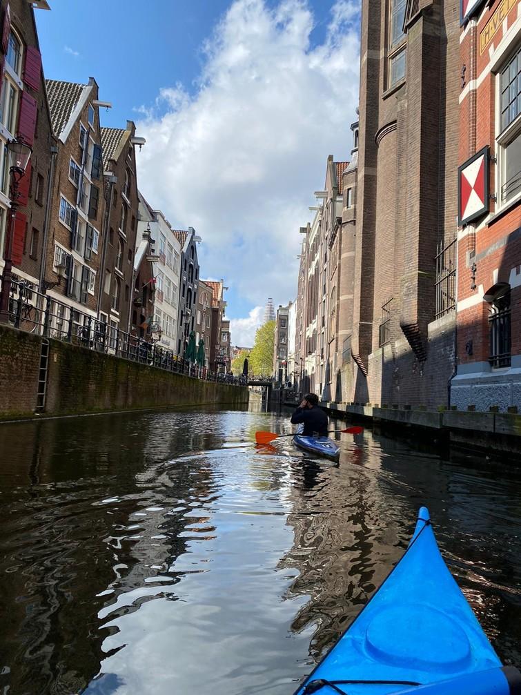 2x Kayak TE HUUR (kajak/kano)
