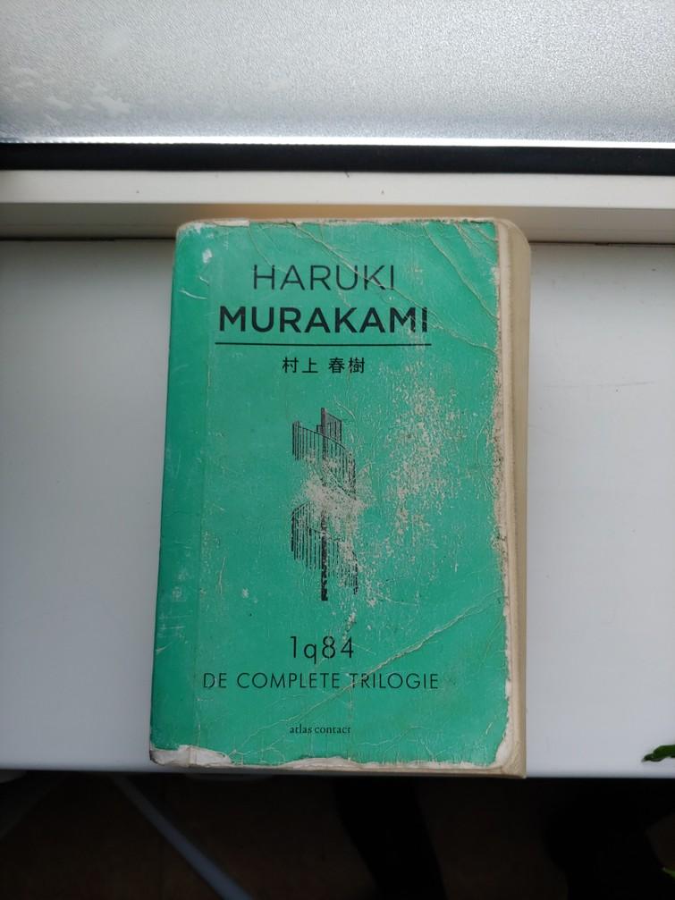 Boek;+ 1q84 - Haruki Murakami (NL)