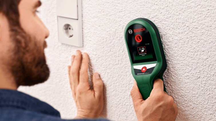Bosch universal detect leidingdetector