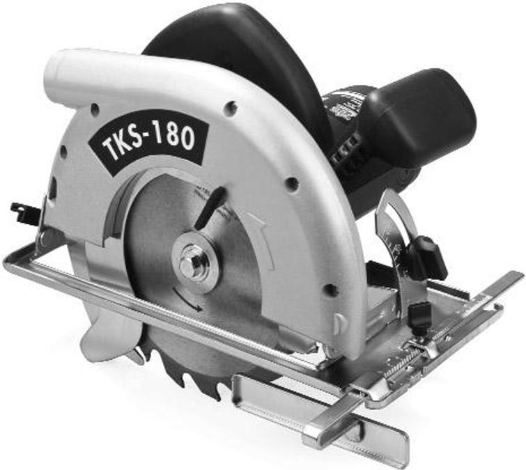 Cirkelzaag 1200 Watt 180mm