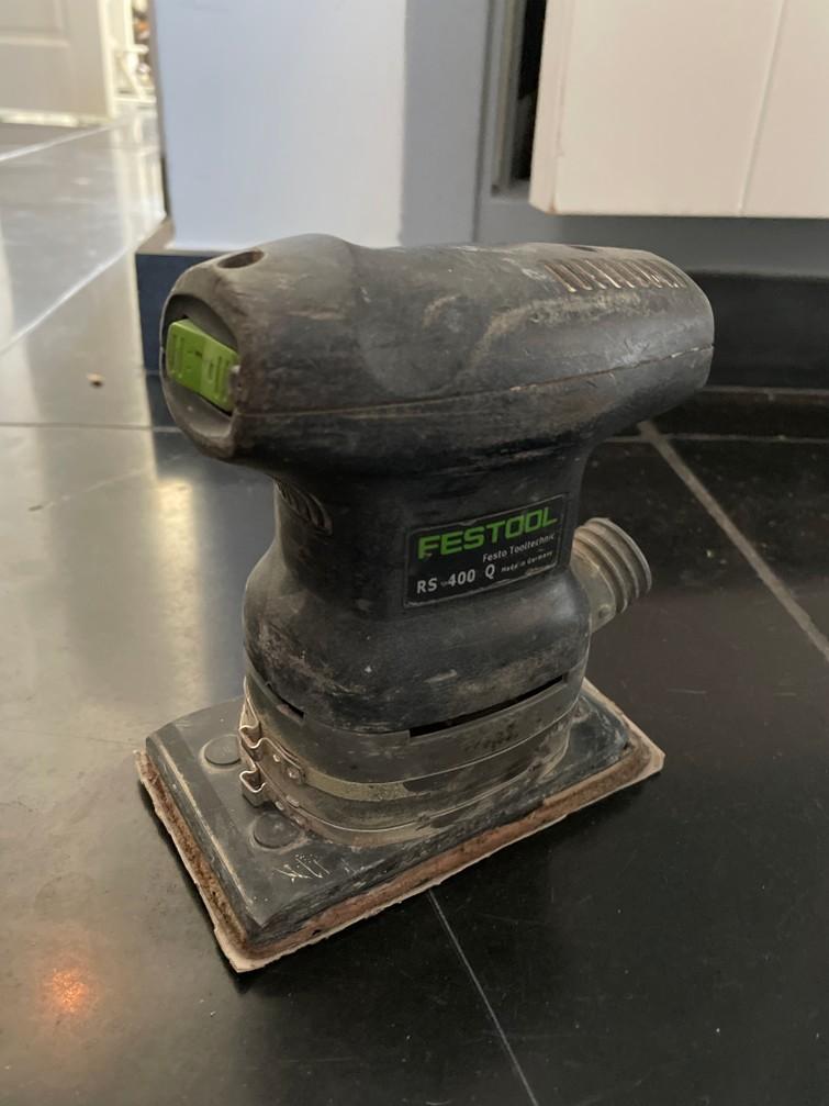 Festool rs400 vlakschuurmachine