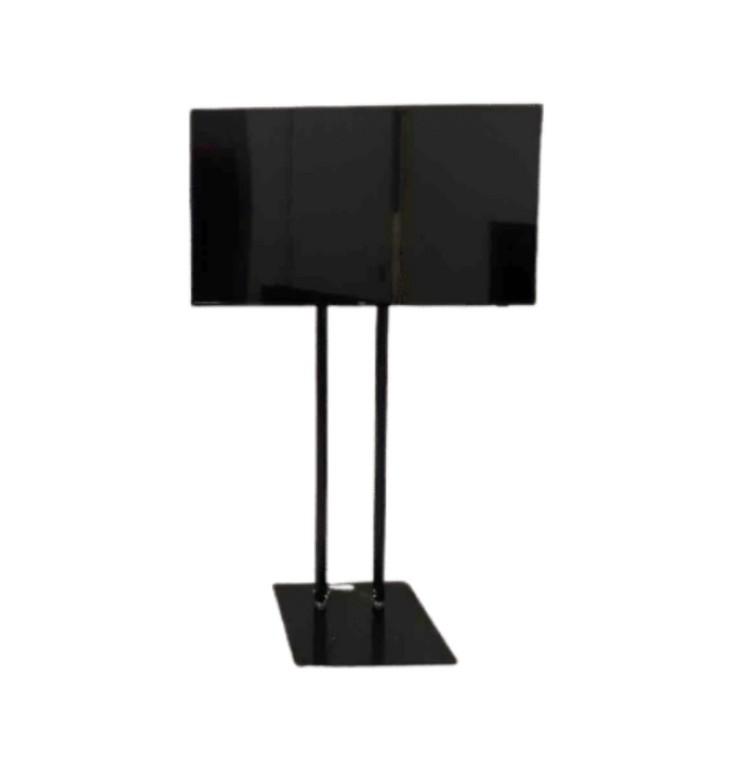 Professioneel 58 inch TV scherm op statief