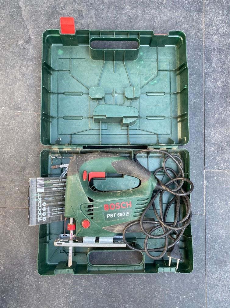 Decoupeerzaag Bosch PST 680 E