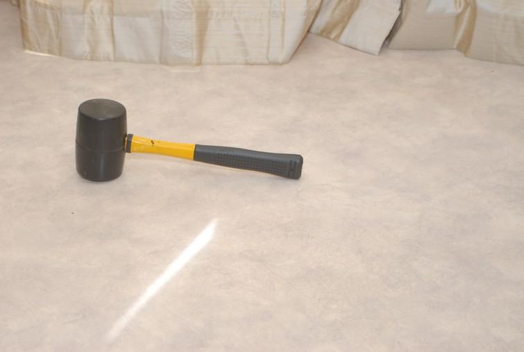 rubber  zware  hamer