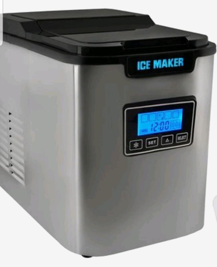 Ijsblok Machine - Ice Cube Machine