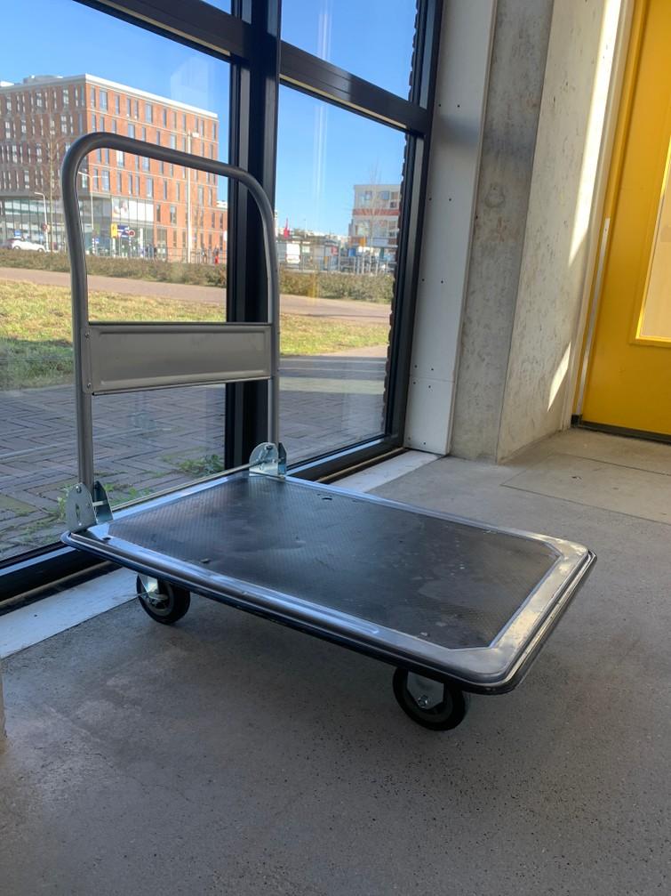 Transportwagen platformkar