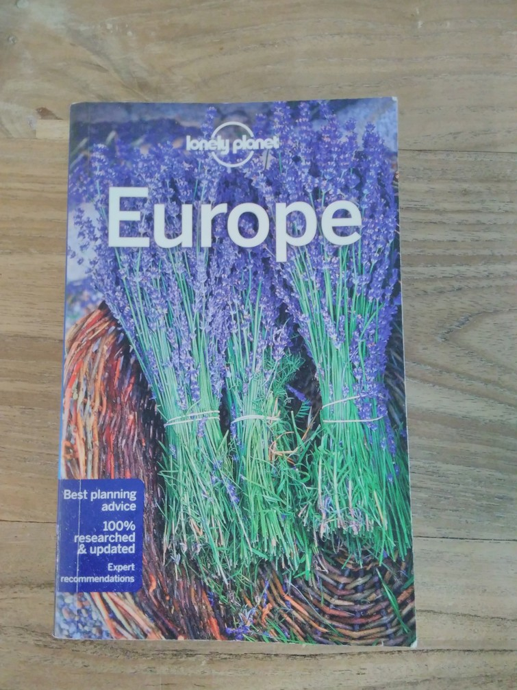 Lonely planet europa