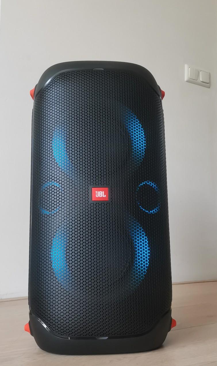 Speaker | Jbl draadloze speaker met lichteffect | incl bezorging