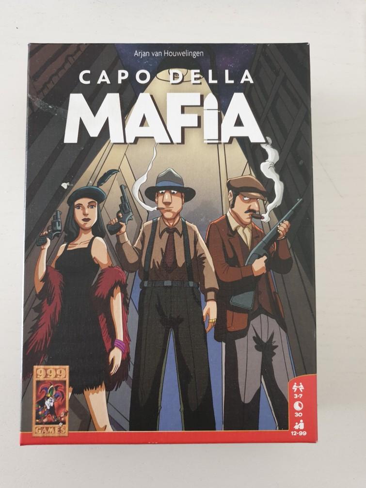 Maffia spel