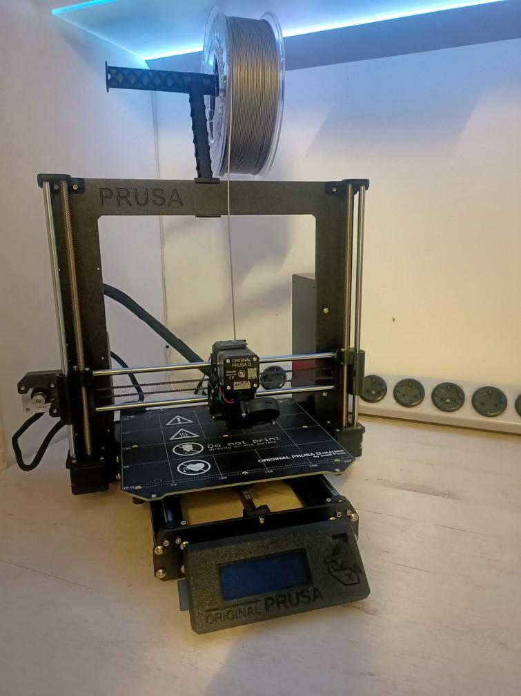 3d printer gebruik