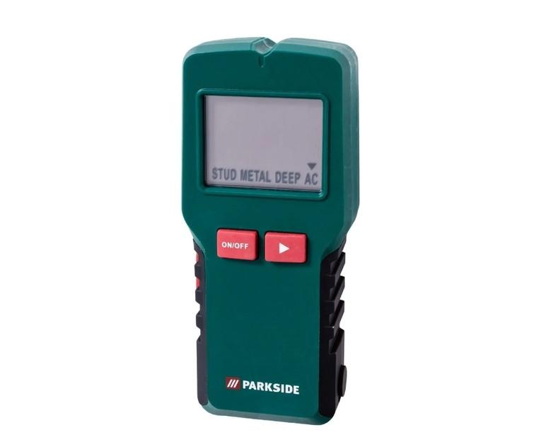 Parkside 4-in-1 multifunctionele detector