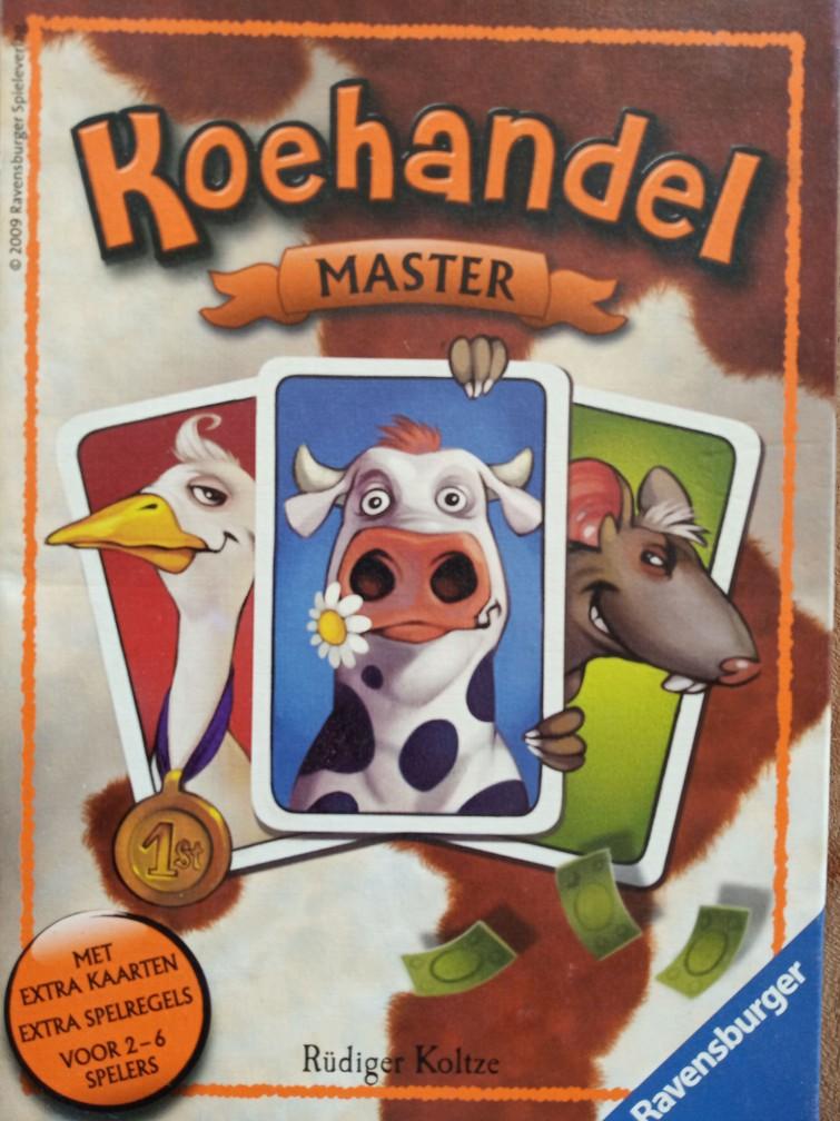 Spel koehandel