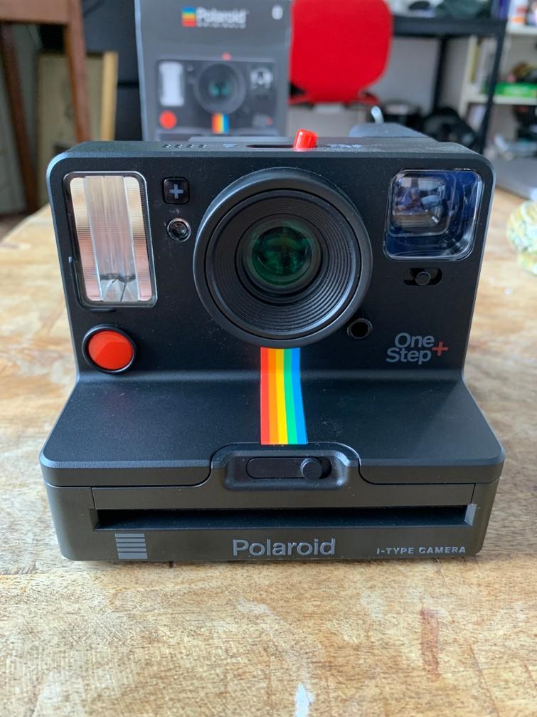 Polaroid Original camera