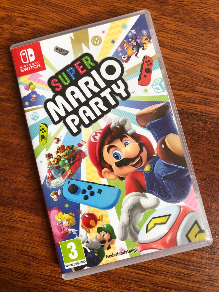 Nintendo Switch Game Mario Party