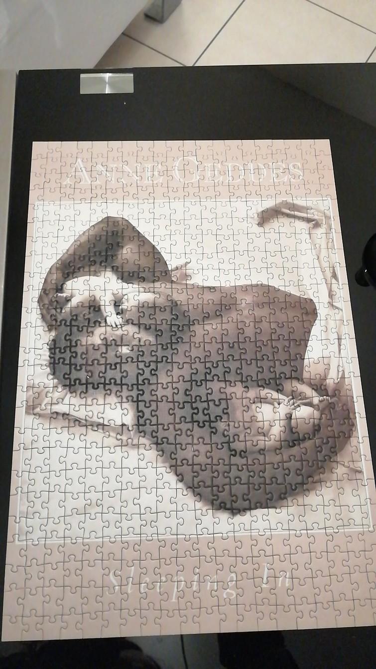 Puzzel 500 stukjes