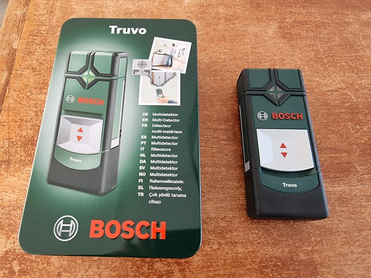 Bosch Truvo leidingzoeker