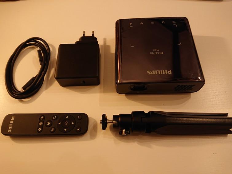 Philips Picopix MAX HD projector